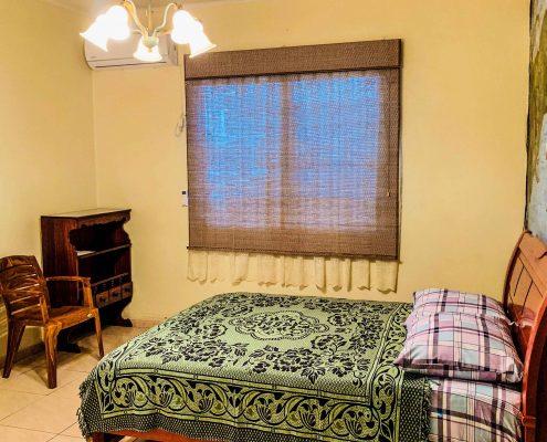 Vakantiehuis-Suriname-Albert-Slaapkamer-2