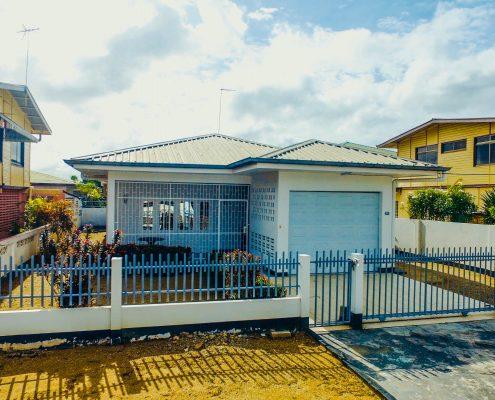 Vakantiehuis-Suriname-Onoribo-Buiten