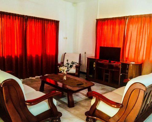 Vakantiehuis-Suriname-Onoribo-Woonkamer