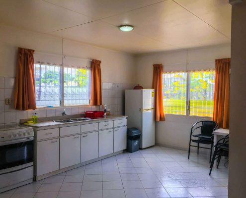 Vakantiehuis-Suriname-Parima-Keuken