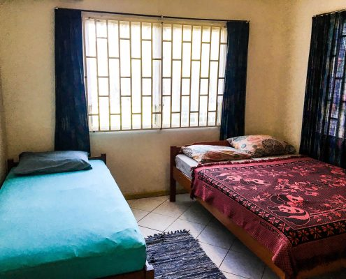 Vakantiehuis-Suriname-Parima-Slaapkamer-1