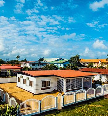 Vakantiehuis-Suriname-Peace